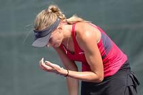 Nicole Vaidišová zvládla vstup do prestižního turnaje v Miami.