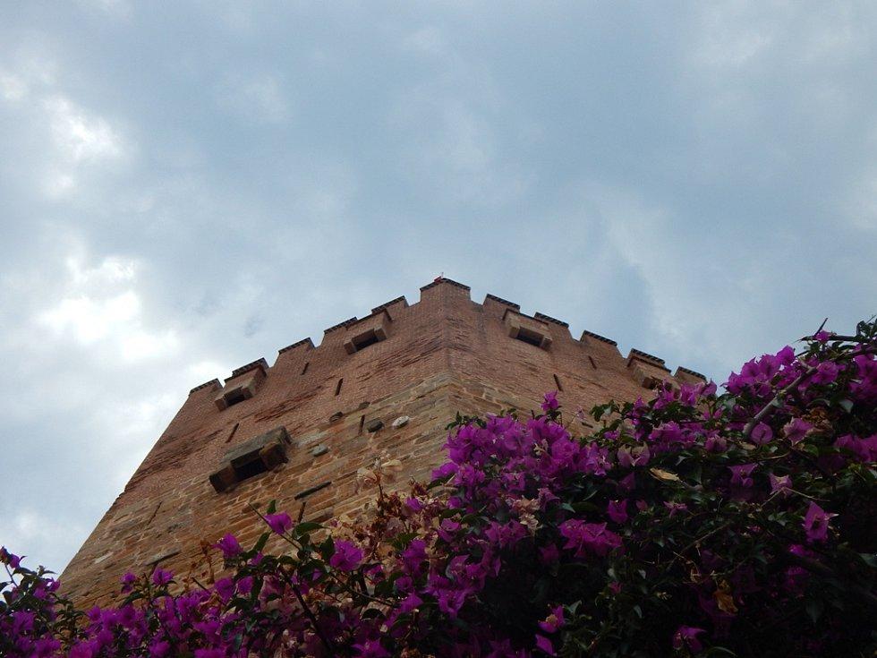 Alanya: věž Redtower
