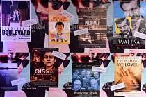 Plakáty pro mnichovský filmový festival.