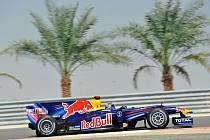 Sebastian Vettel z Red Bullu.