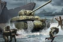 Počítačová hra World of Tanks Generals.