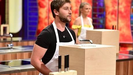 Jiří Halamka, vítěz televizní kuchařské soutěži MasterChef