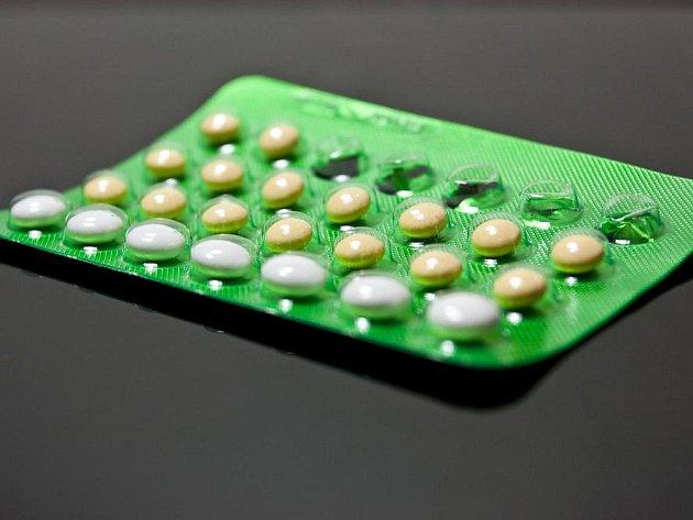Hormonální antikoncepce. Ilustrační foto