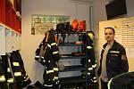 Sbor dobrovolných hasičů Škvorec má přes stovku členů. Výjezdová jednotka má 22 členů