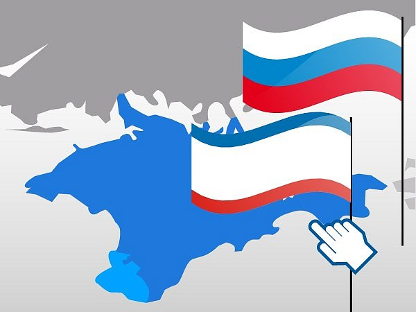 Infografika - Historický přehled událostí na Krymském poloostrově.