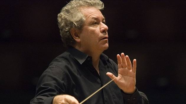 Slavný dirigent Jiří Bělohlávek