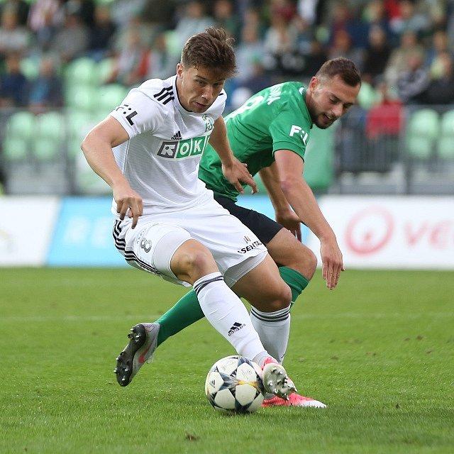 MFK Karviná — 1. FK Příbram 4:1.