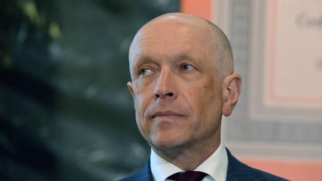Ekonom Pavel Kysilka na archivním snímku