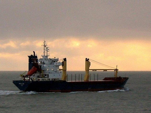 Záhadně zmizelá loď Arctic Sea.