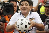 Argentinská fotbalová legenda Diego Maradona před finále mistrovství světa věří svým krajanům.