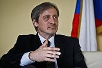 Ministr Martin Stropnický by se rád podílel na profilaci hnutí ANO. Nevadilo by mu přitom spolupracovat s Radmilou Kleslovou.