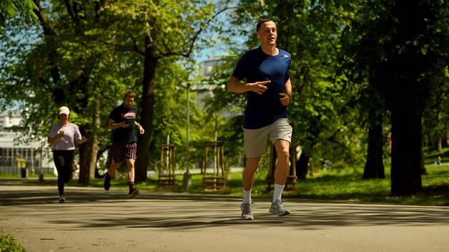 V českých končinách závodil třeba skateboardista Maxim Habanec