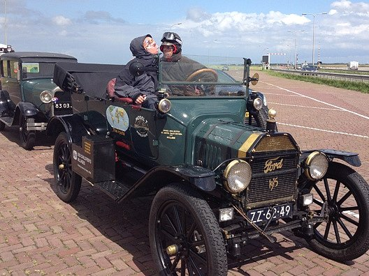 Legendární Ford Model T