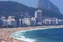 Rio de Janeiro. Tady bude olympiáda