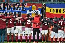 3. kolo MOL Cupu: České Budějovice - Sparta