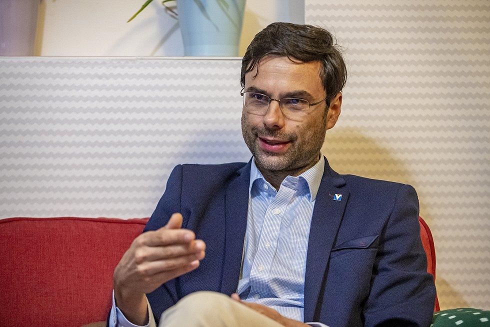 Šéf firmy Avast Ondřej Vlček