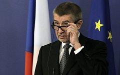 Premiér Andrej Babiš při návštěvě Bulharska