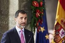 Španělský král Felipe VI