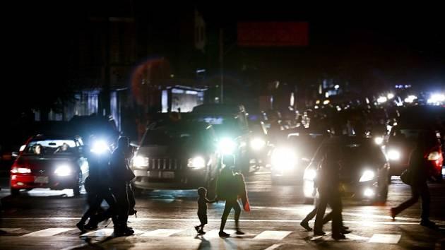Venezuelu postihl rozsáhlý výpadek elektřiny