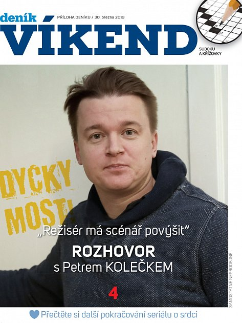 Magazín Víkend 30.3.2019
