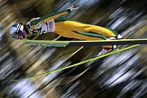 Vítěz závodu v Innsbrucku Gregor Schlierenzauer.