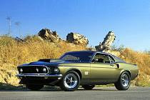 Ford Mustang Boss 429 (1969).