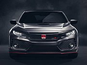 Prototyp Hondy Civic Type R.