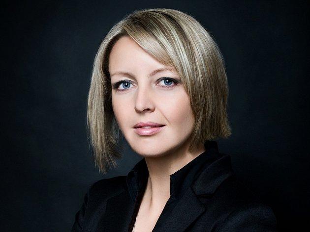 KATEŘINA KADLECOVÁ.
