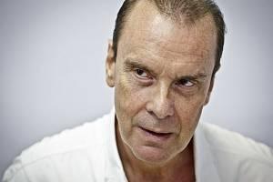 Slovenský operní pěvec Štefan Margita.