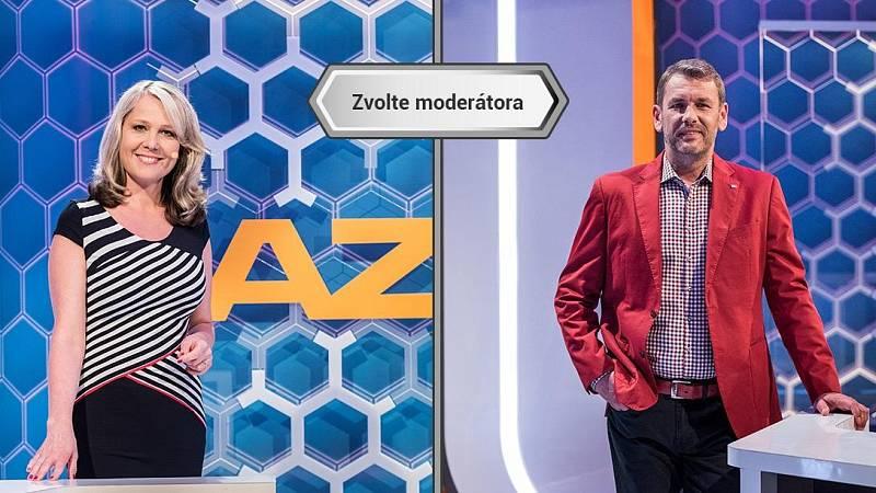 Nejdéle uváděné televizní pořady - AZ-kvíz