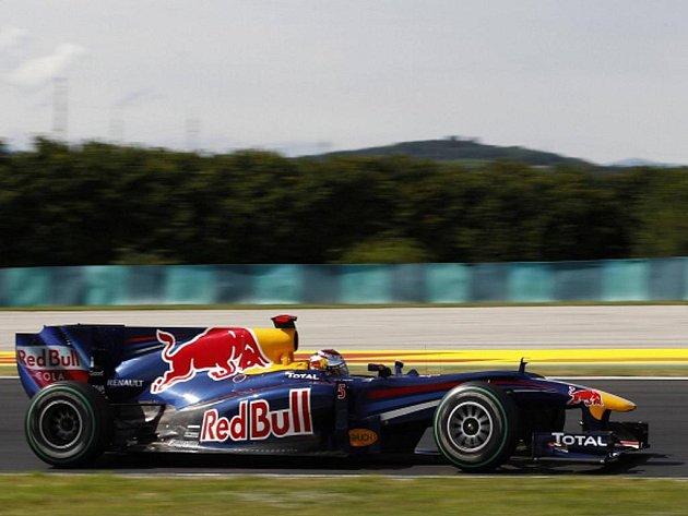 Sebastian Vettel ovládl kvalifikaci i na Velkou cenu Maďarska.