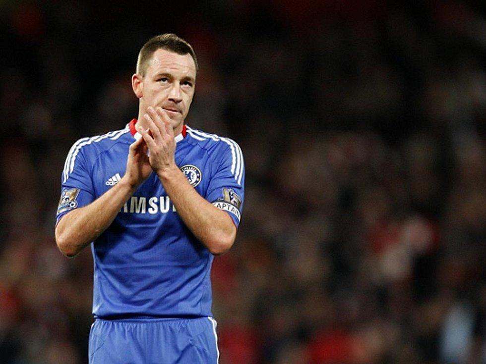 Hvězda a kapitán londýnské Chelsea John Terry dostal v roce 2012 za rasismus čtyřzápasovou stopku a pokutu sedm milionů korun.
