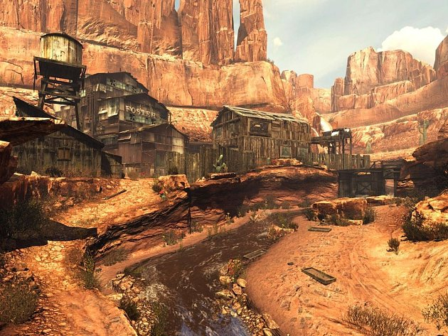 Počítačová hra Call of Duty: Modern Warfare 3.