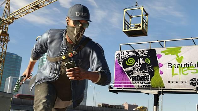 Počítačová hra Watch Dogs 2.