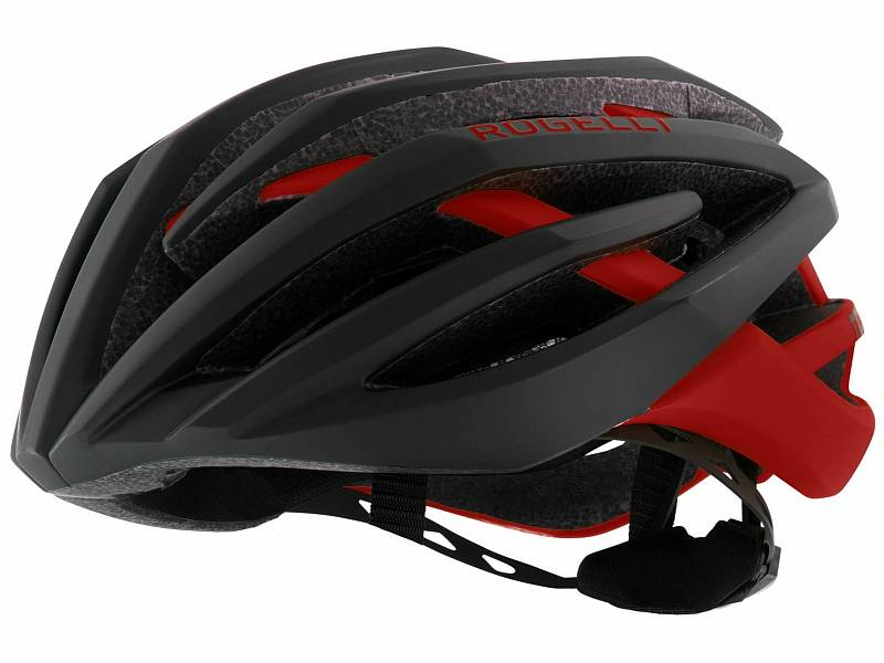 Ultralehká cyklo helma Rogelli TECTA, černo-červená, 1 899 Kč.