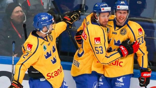 d8d190a207a42 Hokejisté Švédska porazili Finsko 4:2 a vyhráli Channel One Cup ...