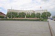 Masarykovo náměstí v Hradci Králové