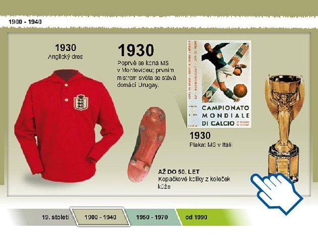 Historie fotbalu.