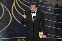 Leonardo DiCaprio se dočkal. S cenou pro nejlepšího herce