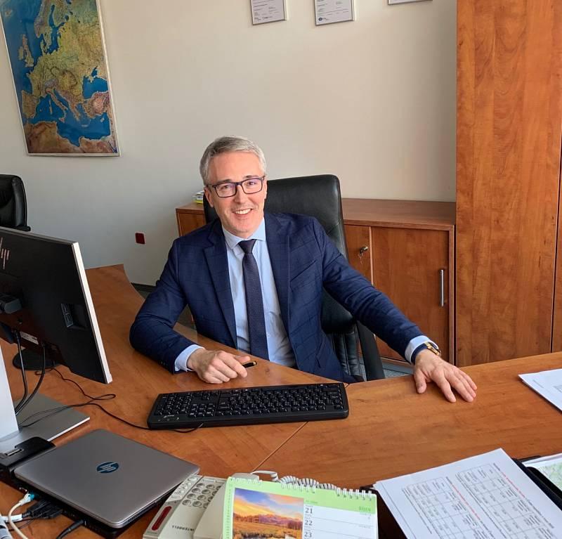 Ivica Punčikar je ředitelem společnosti LYCKEBY AMYLEX, a. s., jejíž výrobní závod najdete v Horažďovicích.