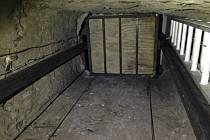 Tunel vedl z obytného domu v mexické Tijuaně k průmyslovému objektu na jižním předměstí amerického San Diega.
