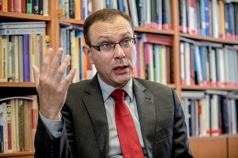 Ústavní právník Jan Kysela