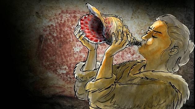 Lastura objevená v podhůří Pyrenejí je pravděpodobně nejstarším známým dechovým nástrojem vyrobeným ze schránky plže