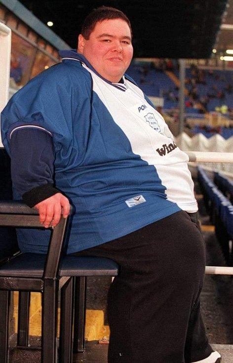Brit Barry Austin byl po léta považován za nejtěžšího muže Spojeného království