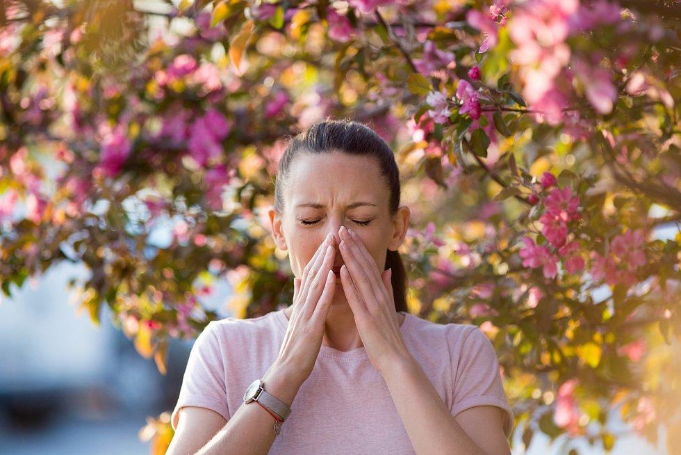 Občas vznikne alergie i kvůli dosud neznámým změnám v našem genetickém vybavení.