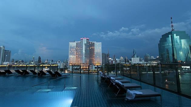 Thajská metropole Bangkok