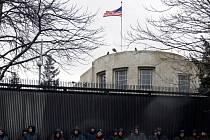 Americká ambasáda v Ankaře