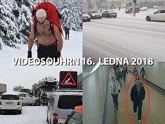 Videosouhrn Deníku – úterý 16. ledna 2018