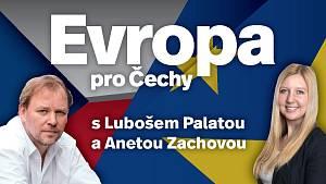 Podcast Evropa pro Čechy: Rusko bere celou EU jako nepřítele