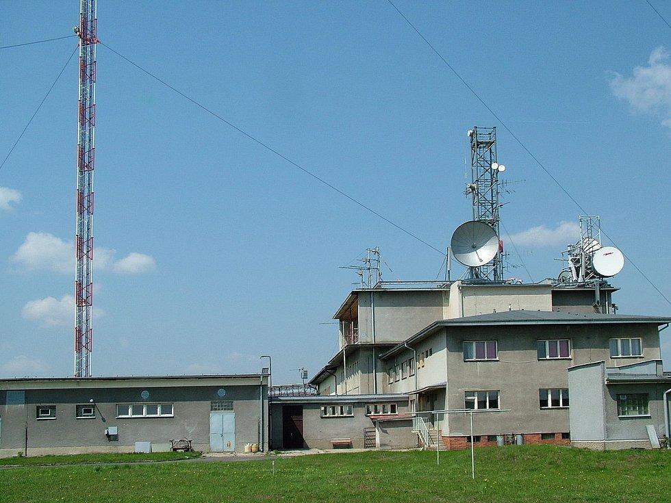 Televizní vysílač Krašov